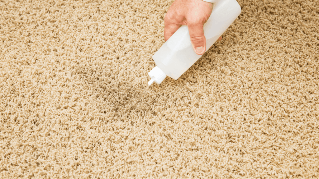 How To Get Grease Stains Out of A Carpet