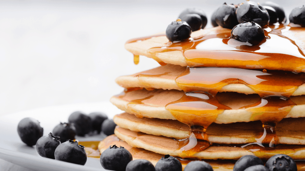 How can Substituting Golden Syrup for Maple Syrup Affect the Flavor of a Dessert Recipe