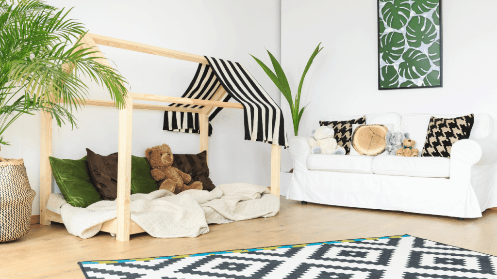 Kids Room Divider Ideas