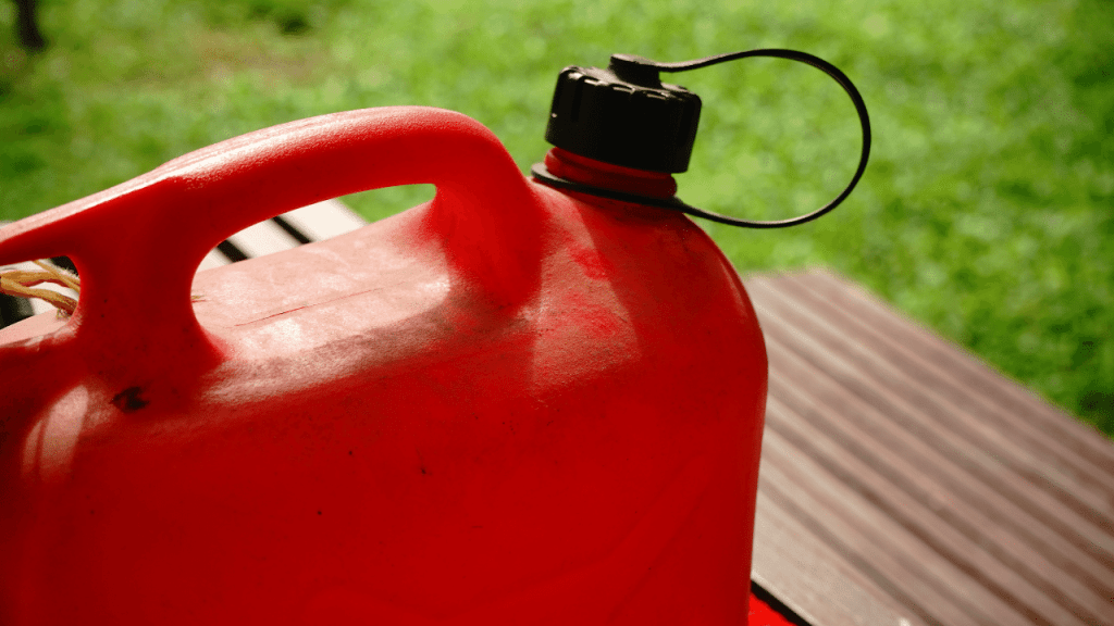 How Long Can Gas Be Stored In A Plastic Container