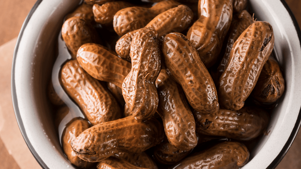How To Freeze Boiled Peanuts