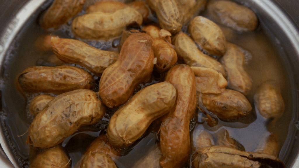 How To Reheat Boiled Peanuts