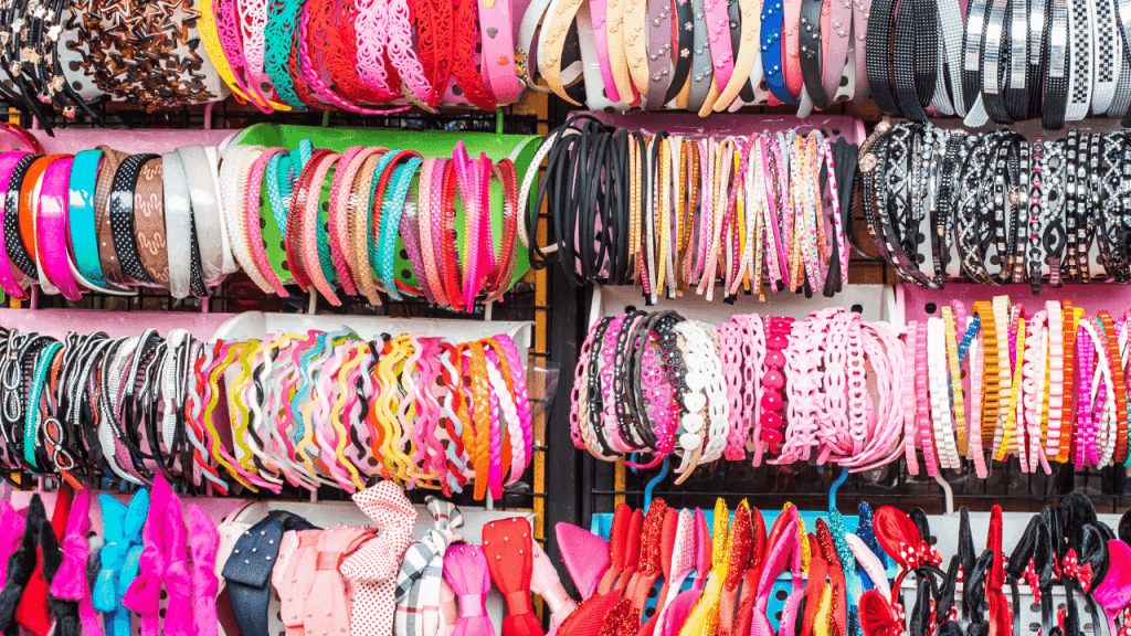 How To Store Headbands
