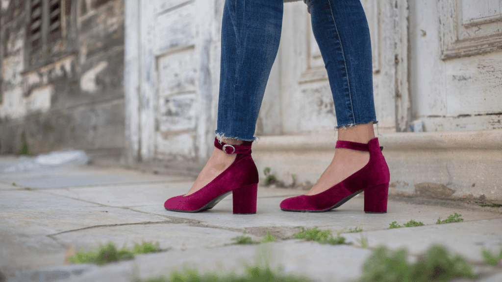 How to Care For Velvet Shoes