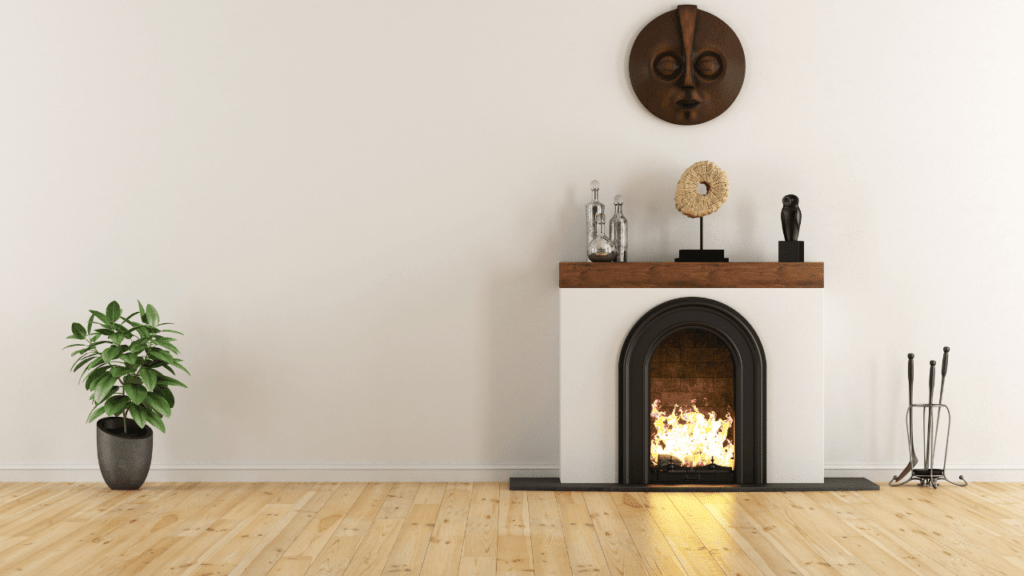 What To Put On Either Side Of Your Fireplace
