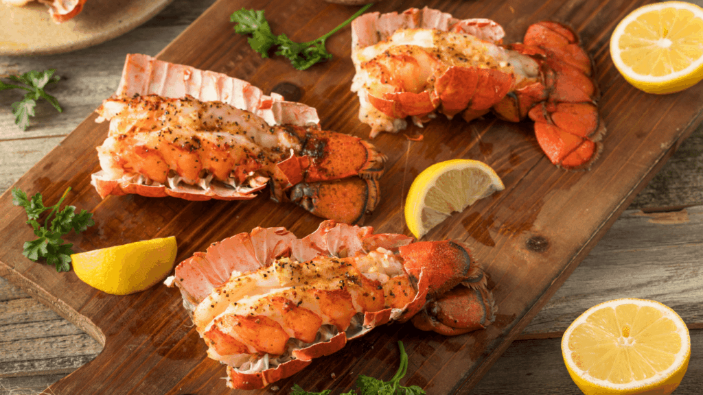 How To De-Shell Lobster Tail