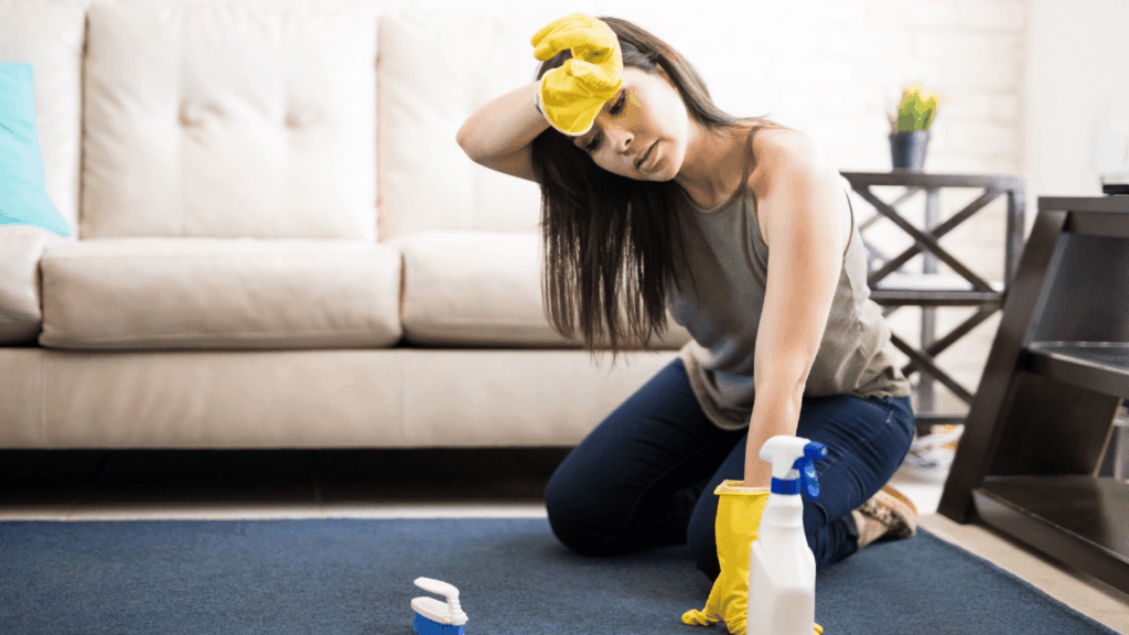 How To Get Honey Out Of Carpet