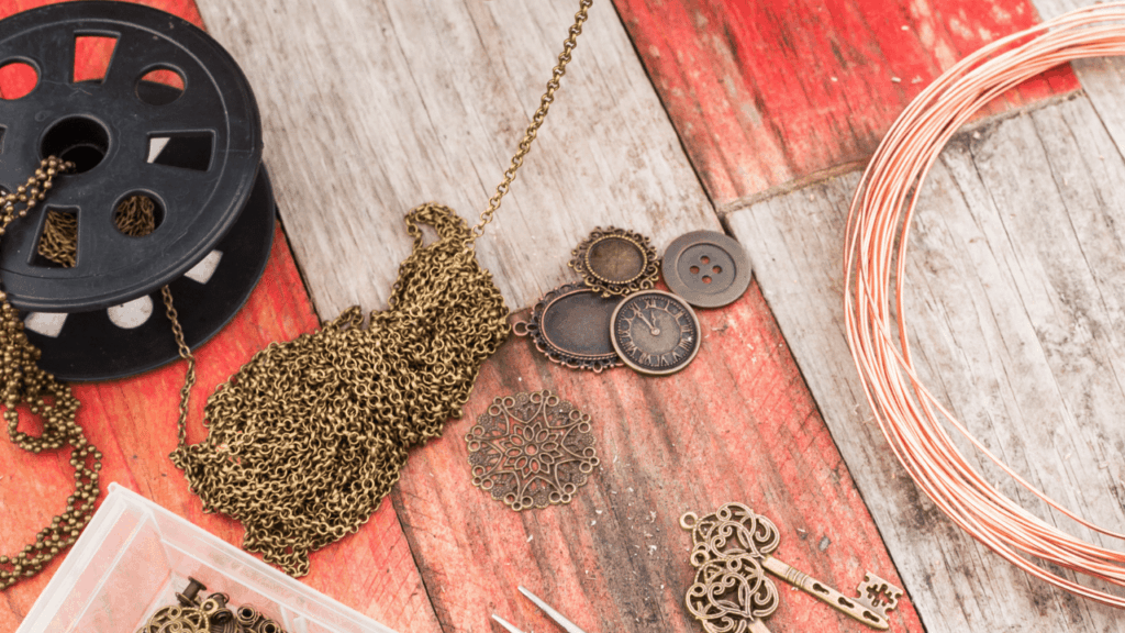How To Clean Copper Jewellery