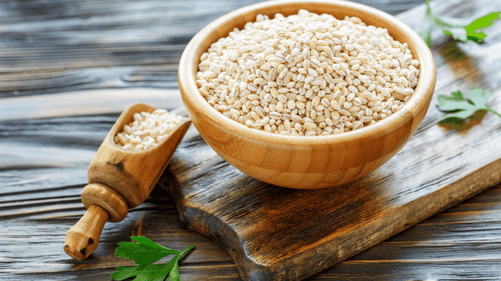 How To Cook Barley In The Rice Cooker