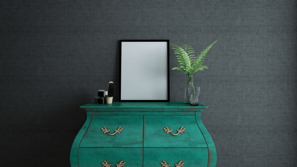 How To Decorate A Dresser