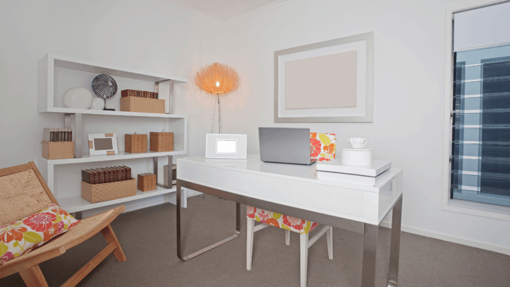 How To Decorate An Office With No Windows